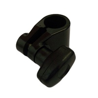 20mm Jaw Coupling - Black