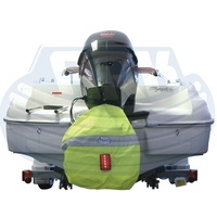 Outboard Prop Safety Cover with LED Lamp.