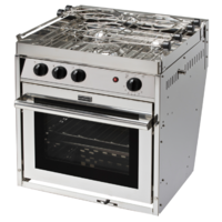 Force10 - 3 Burner Gimballed Stove, Oven & Grill