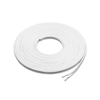 25 ft (7.6 m) White 16 AWG, Parallel Conductor Speaker Cable (XM-WHTSC16-25)