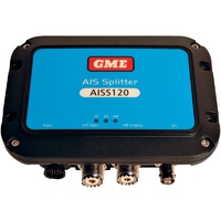 AISS120 Zero Loss Active VHF Antenna Splitter