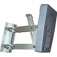 Deluxe Folding Alloy Outboard Bracket