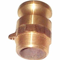 Waste Deck Coupling
