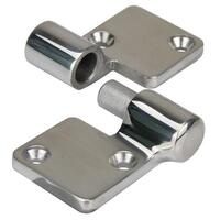 Right Hand Stainless Separating Hinges