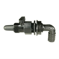 Aerator Head with 90° Valve