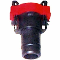 "Qwik-Lok 3/4"" 90° Elbow Socket"