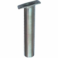 30 Degree Stainless Rod Holder - Rect Top