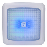 96 LED Square Ceiling Light