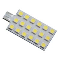 T10 Wedge Bulb 18 LED