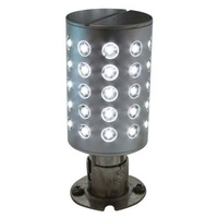 White 50 LED BAY15D Tower Bulb