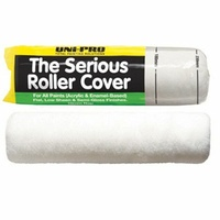 130mm 'Serious' Paint Roller Covers