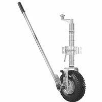 Heavy Duty Ratchet Drive Jockey Wheels