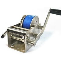 1500kg Trailer Winch With Synthetic Strap