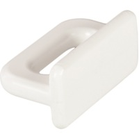 Plastic Sail Track Slide - 16mm