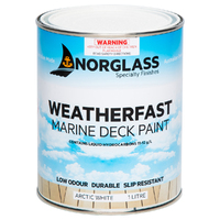 Norglass Weatherfast Deck Paint 1 L