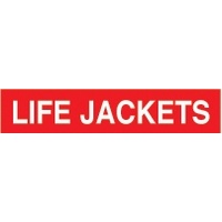 Life Jackets Sign