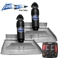 BOLT Standard Trim Tab Kit with LED Auto Tab Switch