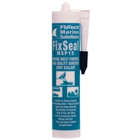 Fixtech FixSeal All Purpose Adhesive Sealant 290ml
