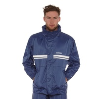 Burke Banks Jacket Blue/White