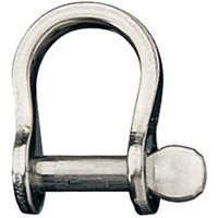 Stainless Bow Shackles